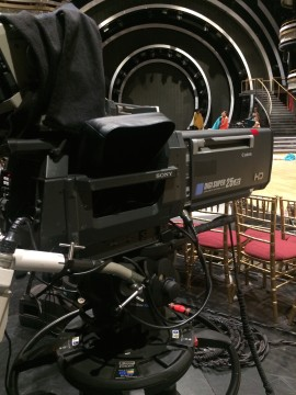 Dancing With The Stars Camera