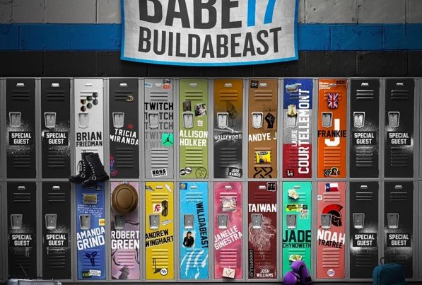 Buildabeast 2017